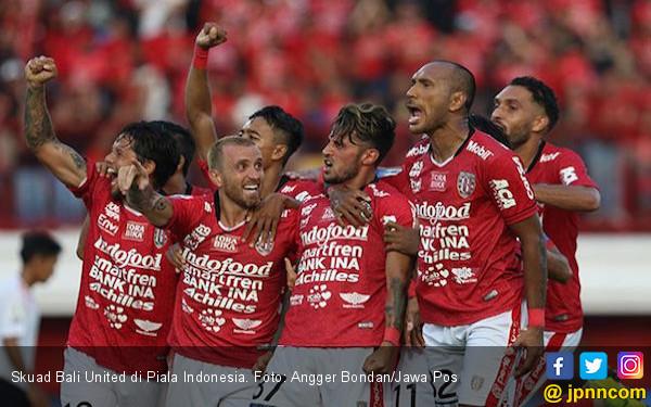 CEO Bali United Tak Ingin Ada Beban Menghantui Para Pemain - JPNN.com
