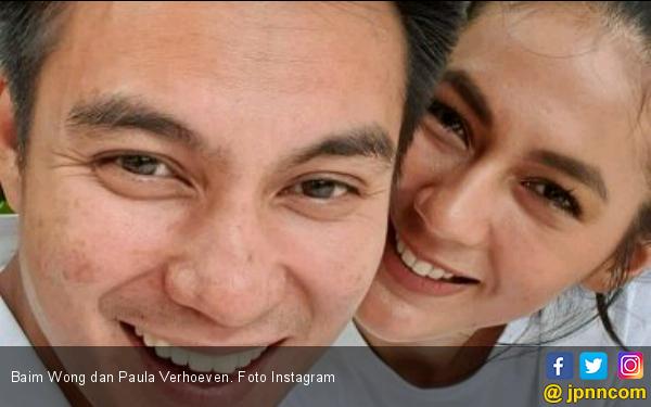 Setahun Menikah, Baim Wong Ngaku Sering Berantem dengan Paula - JPNN.com