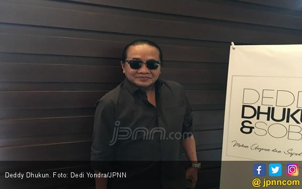 Deddy Dhukun: Semalam Dikabarkan Sakit, Paginya Meninggal - JPNN.com