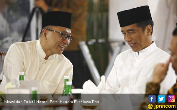 Tidak Seperti Pak Amien Rais, Zulkifli Hasan Enggak Pakai Syarat - JPNN.com