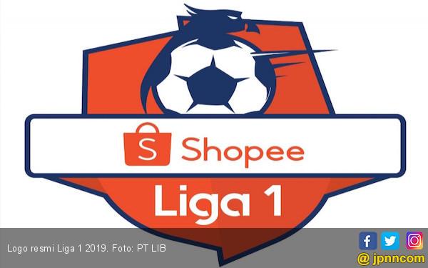 Didominasi Warna Oranye, Inilah Logo Resmi Liga 1 2019 - JPNN.com
