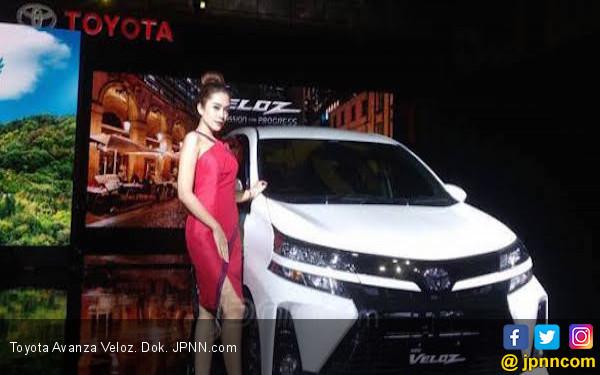 Penjualan Toyota pada 2019 Merosot