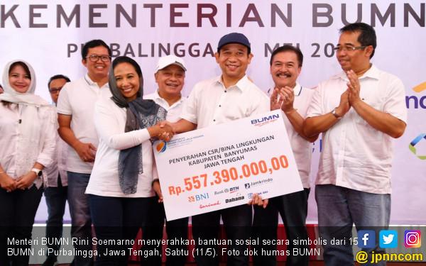 BUMN Diminta Tingkatkan Perekonomian Masyarakat Jawa Tengah - JPNN.com