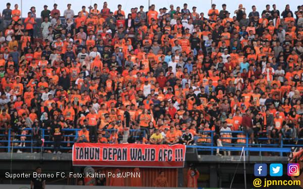 Hadapi Arema FC, Borneo FC Enggan Kecolongan Lagi - JPNN.com