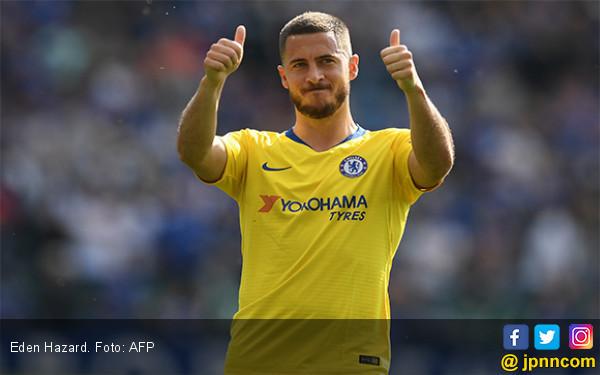 Eden Hazard Si Playmaker Terbaik Premier League Sudah Putuskan Klubnya Musim Depan - JPNN.com