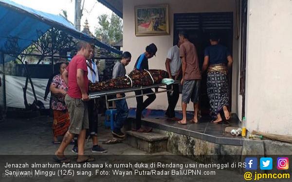 Berita Duka, Gede Artana Meninggal Dunia - JPNN.com