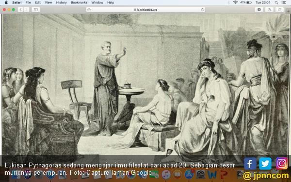 Pesona Filsafat Pythagoras - JPNN.com