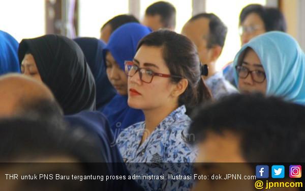 Informasi Penting soal THR bagi PNS Baru Hasil Seleksi 2018 - JPNN.com