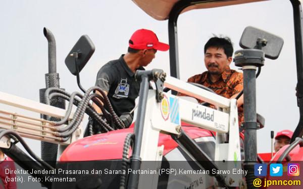 Genjot Produksi Pertanian Lahat, Kementan Kembali Beri Bantuan Alsintan - JPNN.com