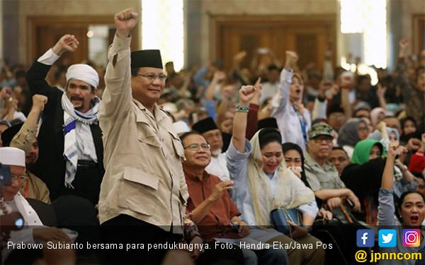 Fadli Zon Pertanyakan Kenapa Manifes Pesawat Prabowo Beredar - JPNN.com