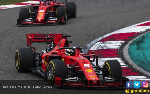 Ferrari Berpotensi Patahkan Kegembiraan Mercedes di F1 Monaco - JPNN.com