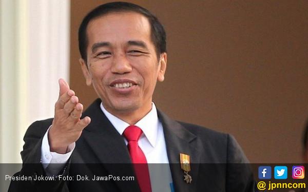 Jokowi Senang Dapat Predikat WTP Ketiga - JPNN.com