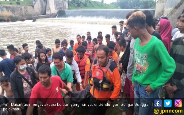 Remaja 15 Tahun Tewas Tenggelam Saat Mandi di Sungai - JPNN.com