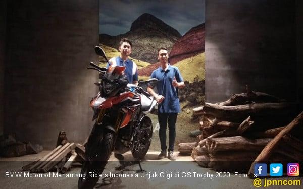 BMW Motorrad Menantang Riders Indonesia Unjuk Gigi di GS Trophy 2020 - JPNN.com
