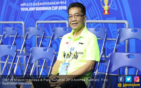 Piala Sudirman 2019: Chef de Mission Minta Timnas Tidak Anggap Enteng Inggris - JPNN.com