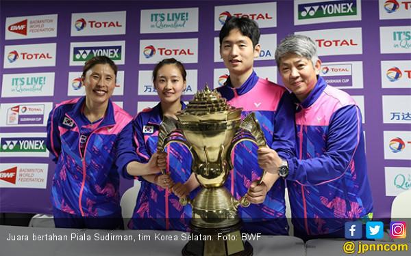 Jepang dan Tiongkok jadi Favorit Piala Sudirman 2019 - JPNN.com