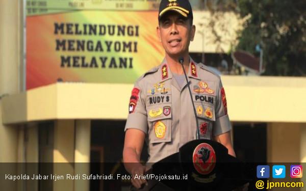 Kapolda Tidak Mau Begal Marak di Jawa Barat - JPNN.com