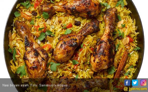 Resep Ramadan: Buka Puasa Ala India dengan Nasi Biryani - JPNN.com