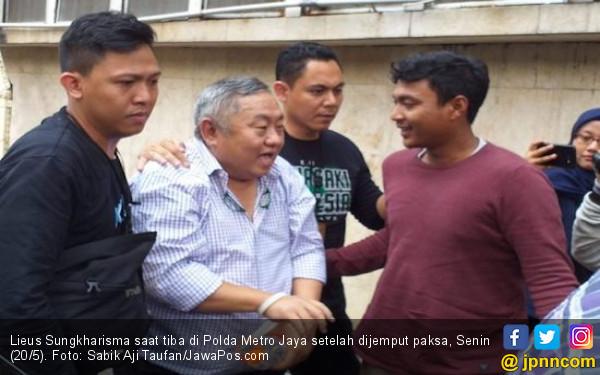 Pendekatan Penyidik Polda Metro Jaya Luluhkan Koar Lieus Sungkharisma - JPNN.com