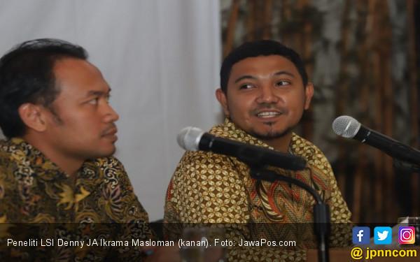 Peneliti Denny JA: Politik Bukan Hanya Bicara Menang dan Kalah - JPNN.com