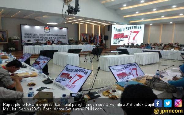 Di Maluku, Jokowi Menang Pilpres, PDIP Unggul di Pileg - JPNN.com