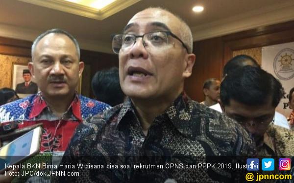 Pendaftaran PPPK 2019 Lebih Awal Dibanding CPNS - JPNN.com
