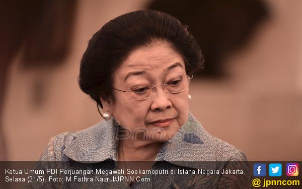 Komentar Bu Mega soal Kans PAN & Demokrat Masuk ke Barisan Jokowi - JPNN.com