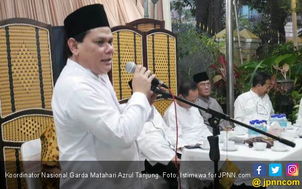 Jokowi – Ma'ruf Menang, Garda Matahari Langsung Syukuran - JPNN.com