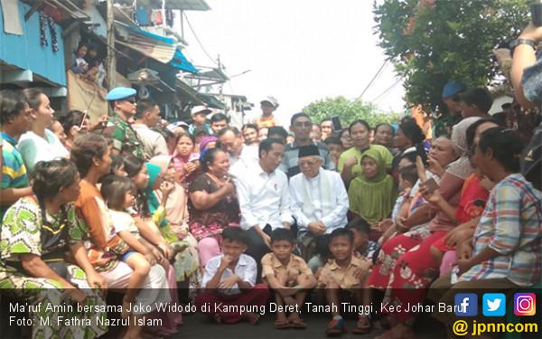 Ma'ruf Amin Berharap Prabowo Tak Menggugat - JPNN.com