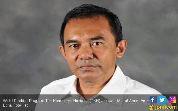 Anton Doni Imbau Jangan Lagi Mengedepankan Narasi Provokatif - JPNN.com
