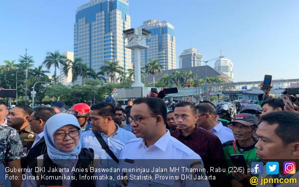 Jakarta Tidak Kondusif, Pantaskah Gubernur Anies Disalahkan? - JPNN.com