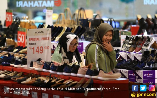 Matahari Department Store Catat Kunjungan dan Transaksi Tertinggi - JPNN.com