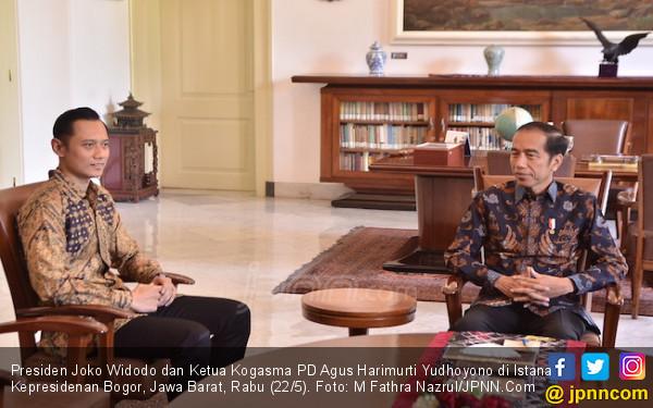 KLB Demokrat, Irwan Fecho Sentil Komitmen Presiden Jokowi, Kalimatnya Tajam - JPNN.com