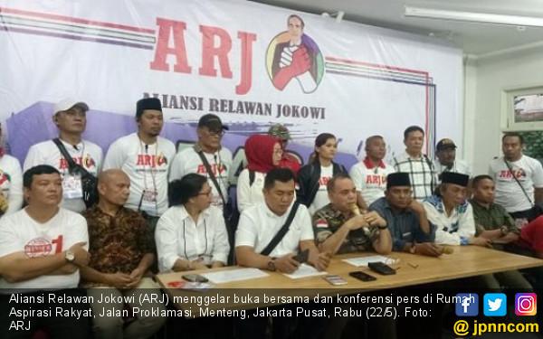 Batal Gelar Konvensi, Relawan Jokowi Usulkan Sejumlah Nama Calon Menteri - JPNN.com