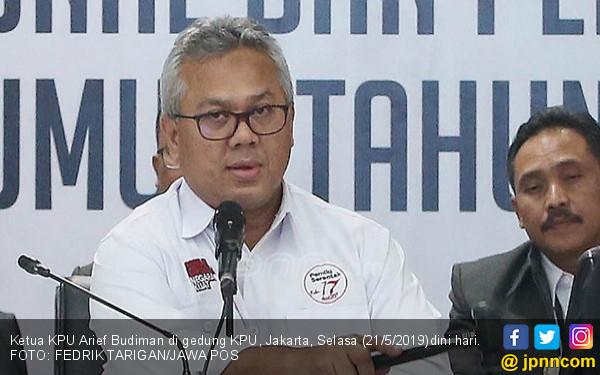 KPU Susun Jadwal Tahapan Pilkada Serentak 2020 - JPNN.com