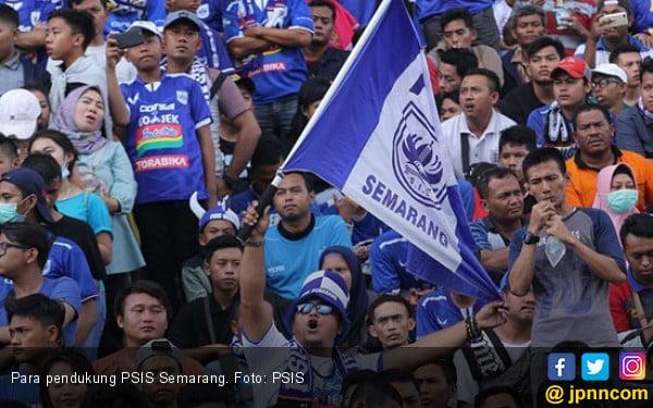 Libur Latihan Dua Pekan, Pemain PSIS Tetap Dilarang Berkeliaran - JPNN.com