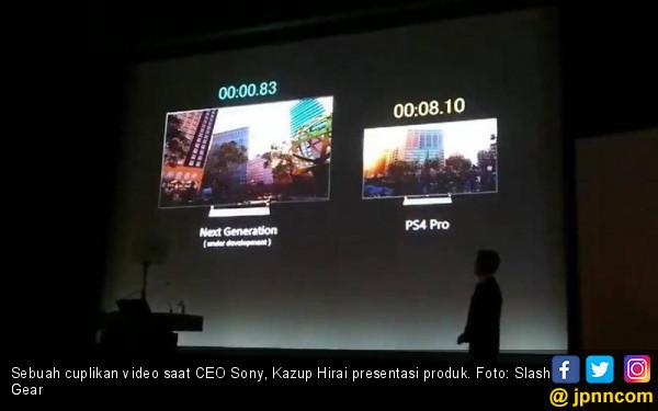 Generasi Terbaru Sony PlayStation Bakal Lebih Ngebut dari PS4 Pro - JPNN.com