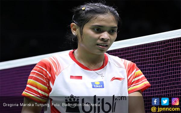 Aduh! Gregoria dan Jojo Kalah, Indonesia Tertinggal 1-2 dari Taiwan - JPNN.com