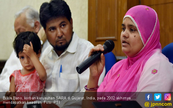 17 Tahun Berjuang, Korban Kerusuhan SARA Akhirnya Dapat Kompensasi Rp 1 Miliar - JPNN.com