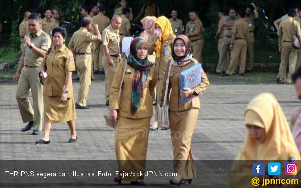 THR CPNS Cair Usai Lebaran - JPNN.com