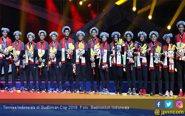 Gagal di Sudirman Cup 2019, Indonesia Fokus ke Kejuaraan Dunia - JPNN.com