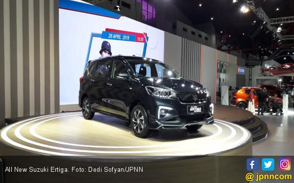 Suzuki Catatkan Kenaikan Distribusi pada November, Merek Lain Bagaimana? - JPNN.com
