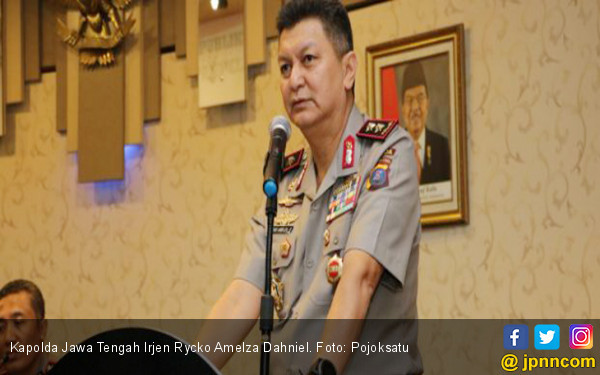 Kasus Pengeroyokan Kasat Reskrim Wonogiri, Polisi Tetapkan 21 Tersangka - JPNN.com