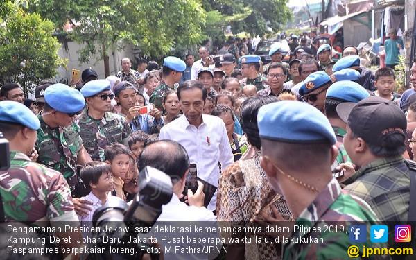 4 Pejabat Teras Jadi Target Pembunuh Bayaran, Bagaimana Keamanan Presiden Jokowi? - JPNN.com
