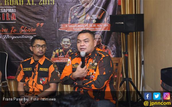 DPP KNPI Minta Elemen Pemuda Tak Sebar Narasi Negatif - JPNN.com