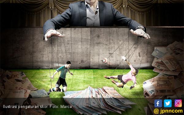 Mantan Bek Kiri Real Madrid Diduga jadi Aktor Utama Skandal Pengaturan Skor di La Liga - JPNN.com
