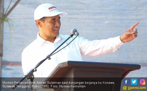 Konawe Ditargetkan jadi Daerah Lumbung Padi Nasional - JPNN.com