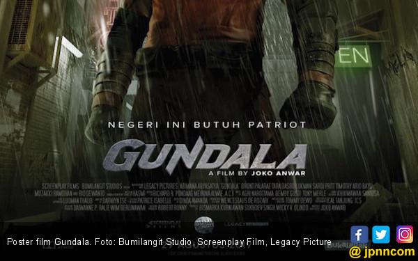 Film Gundala Segera Tayang di Bioskop, Nih Jadwalnya - JPNN.com
