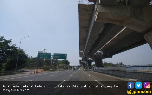 Jalan Tol Jabotabek Dikabarkan Ditutup, Begini Kata Jasa Marga Group - JPNN.com