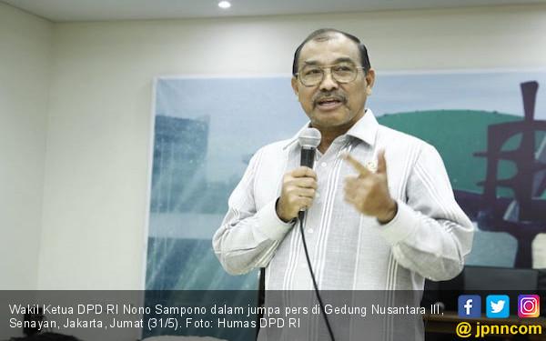 Wakil Ketua DPD RI: Gejolak di Daerah karena Rendahnya Pendidikan dan Masalah Ekonomi - JPNN.com